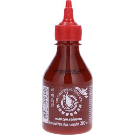 FLYING GOOSE Sriracha Chilisauce super scharf