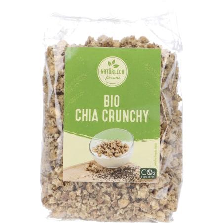 natürlich für uns Bio Crunchy Chia