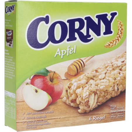 Corny Müsliriegel Apfel 6er-Packung