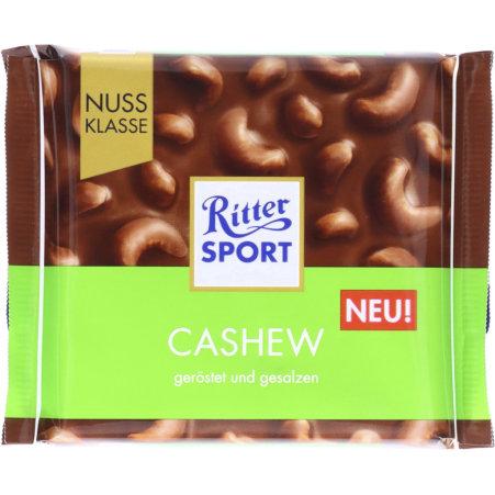 RITTER SPORT Nuss-Klasse Cashew