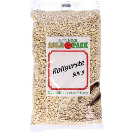 Goldpack Rollgerste