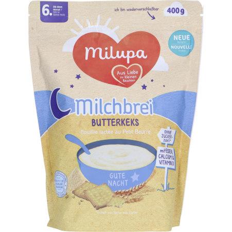 Milupa Milchbrei Butterkeks 6. Monat