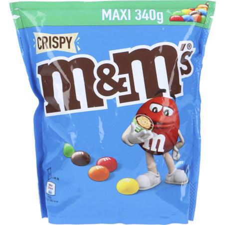 M&M'S M & M Crispy XL Standbeutel