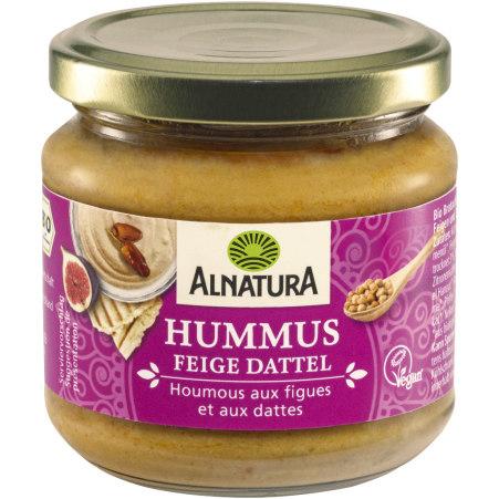 Alnatura Bio Hummus Feige-Dattel
