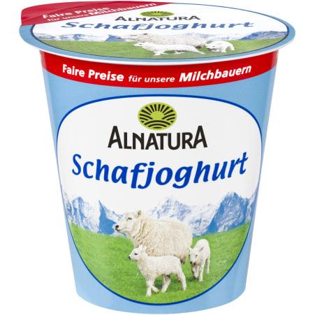 Alnatura Bio Schafjoghurt natur 6%