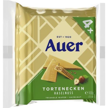 Auer Tortenecken Classic mit Haselnusscremefüllung