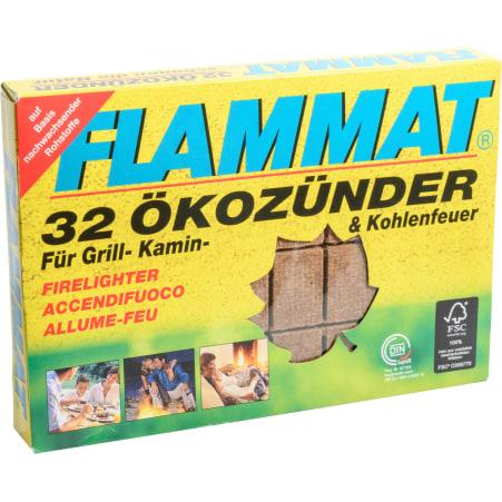 Flammat Öko Anzünder 32er-Packung