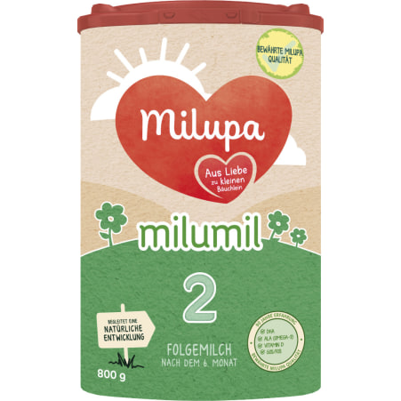 Milupa Milumil 2 Folgemilch ab 6. Monat