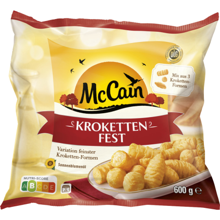 McCain Krokettenfest