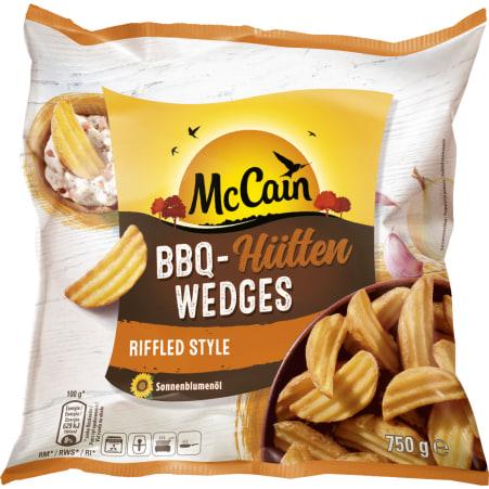 McCain Hütten Wedges