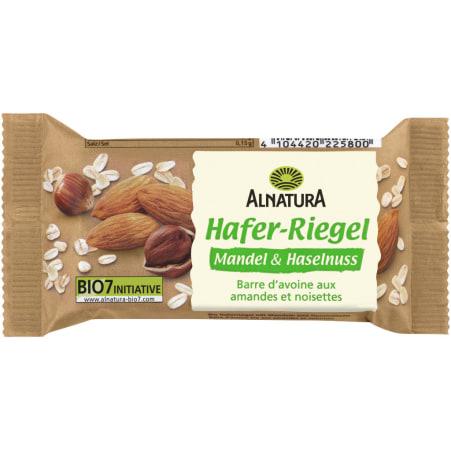Alnatura Hafer Riegel Mandel + Haselnuss