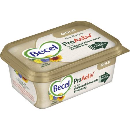 BECEL Margarine Brotaufstrich Gold