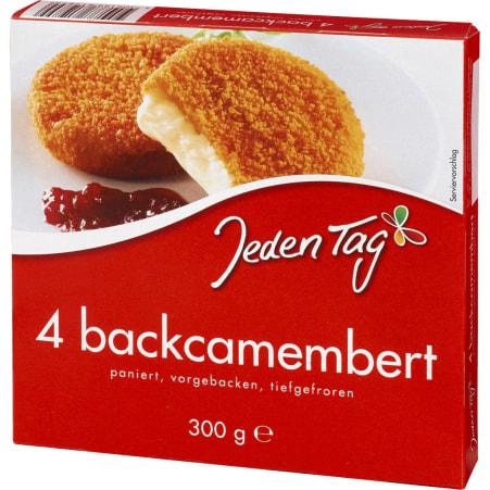 Jeden Tag Backcamenbert