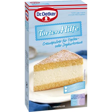 Dr. Oetker Tortenhilfe Joghurt Topfen