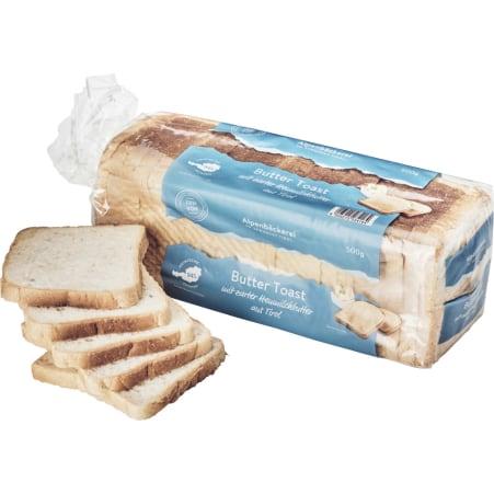 Alpenbäckerei Buttertoast