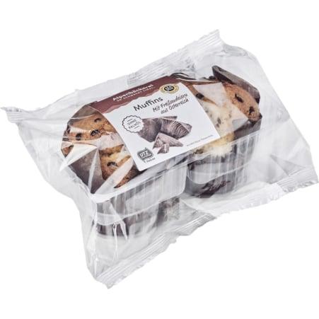 Alpenbäckerei Tiroler Muffins mit Schokodrops 2er-Packung