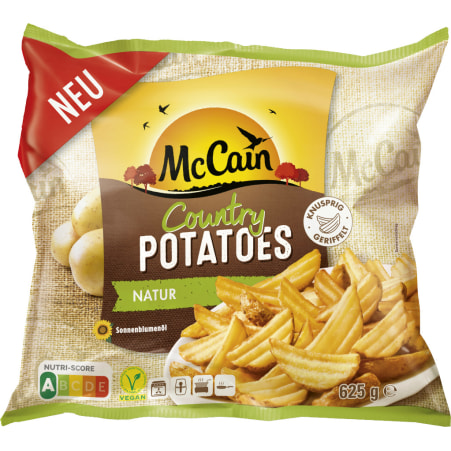 McCain Country Potatoe Natur