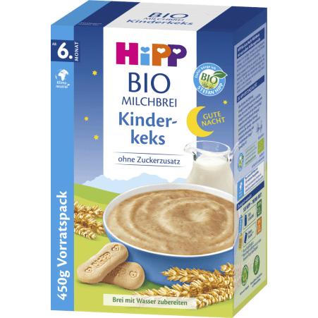 HiPP Milchbrei Kinderkeks 6. Monat