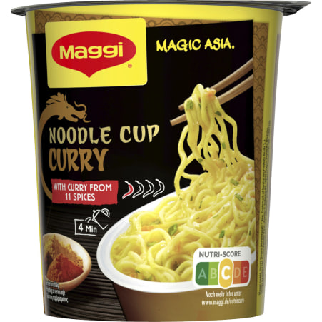 MAGGI Magic Asia Noodle Cup Curry