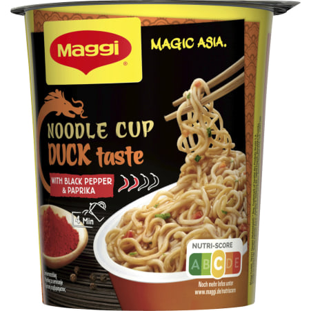 MAGGI Magic Asia Nudel Cup Ente