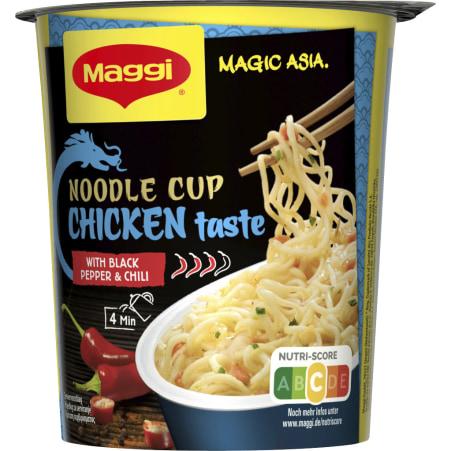 MAGGI Magic Asia Nudel Cup Huhn