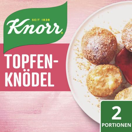 Knorr Sweety Topfenknödel
