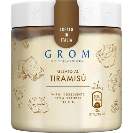 Grom Tiramisu
