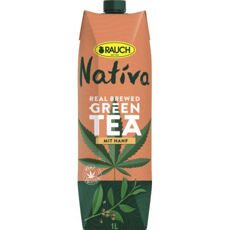Rauch Nativa Green Tea Hanf