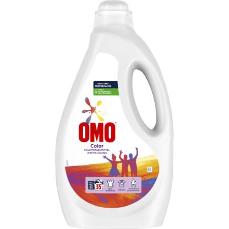 Omo Color & Care 35 Waschgänge