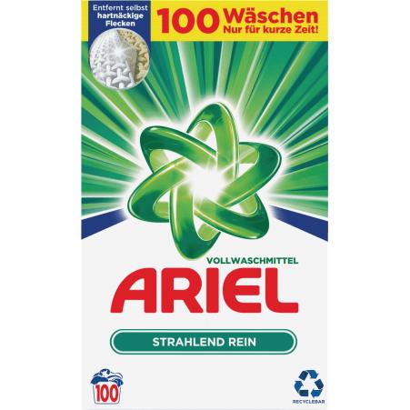 Ariel Actilift Professional Waschpulver 100 Waschgänge