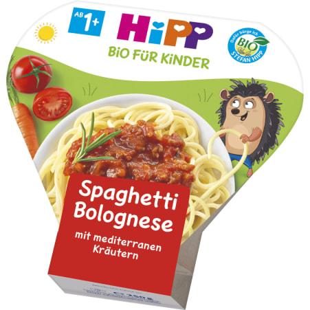 HiPP Bio Pasta Spaghetti Bolognese 12. Monat