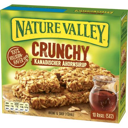 Nature Valley Crunchy Ahornsirup