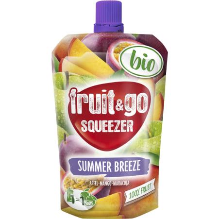 fruit&go SQUEEZER Bio Squeezer Summer Breeze