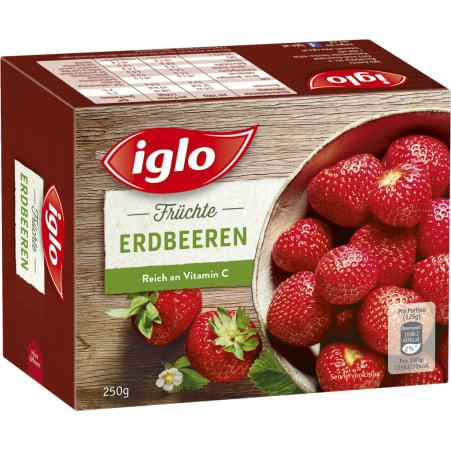 Iglo Erdbeeren