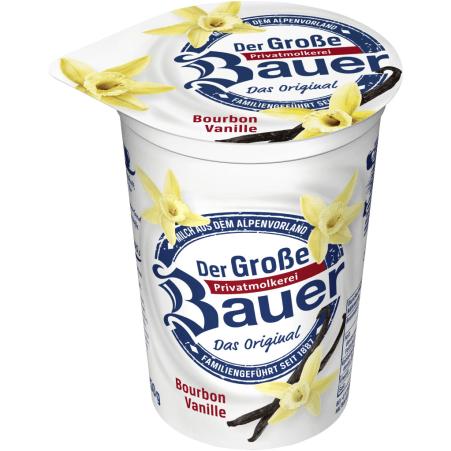 Bauer Fruchtjoghurt Vanille