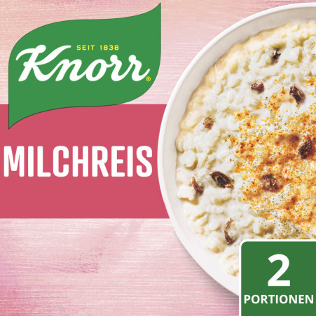Knorr Sweety Milchreis