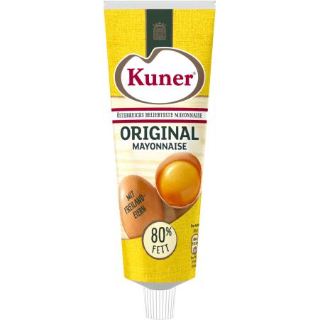 Kuner Mayonnaise 80%