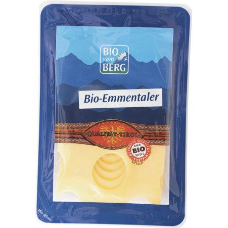 BIO vom BERG Bio Emmentaler Scheiben