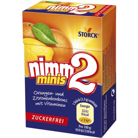 nimm2 zuckerfrei Nimm 2 Minis ohne Zucker