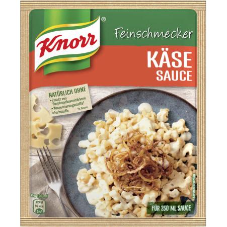 Knorr Feinschmecker Sauce Käse