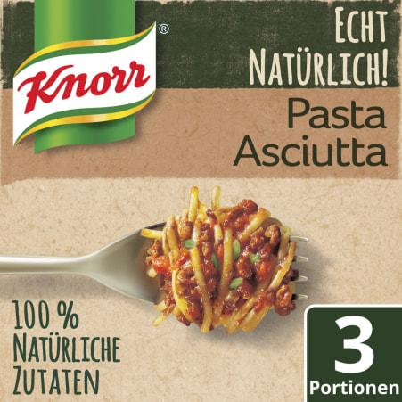 Knorr Echt Natürlich Pasta Asciutta
