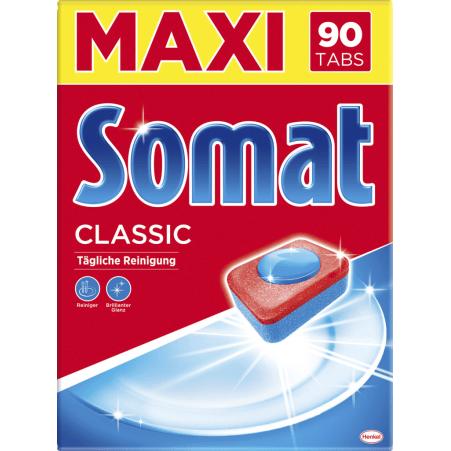 Somat Classic XXL Pack 90 Geschirrspültabs