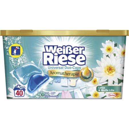 Weisser Riese Duo Caps Universal 40 Waschgänge