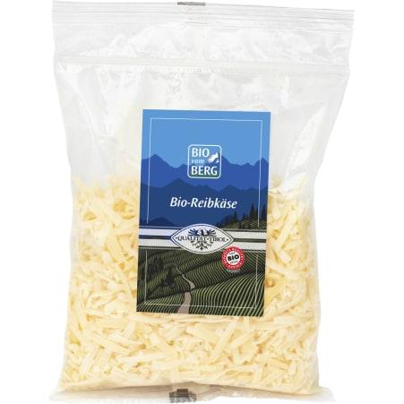 BIO vom BERG Bio Reibkäse 45% 200 gr