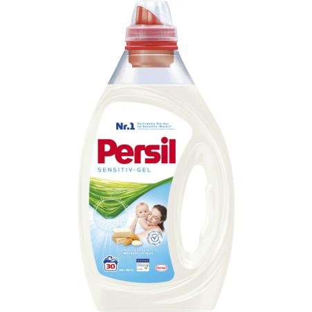 Persil Sensitiv Gel 30 Waschgänge