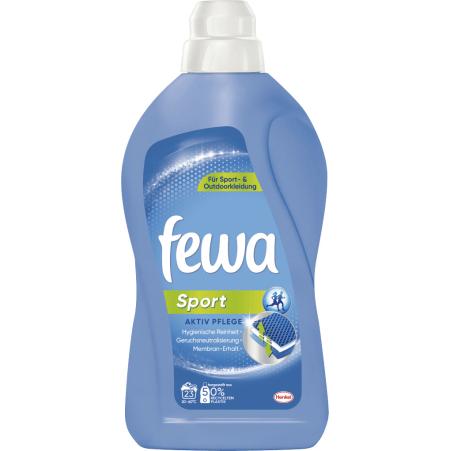 Fewa Sport & Active Flüssigwaschmittel 25 Waschgänge
