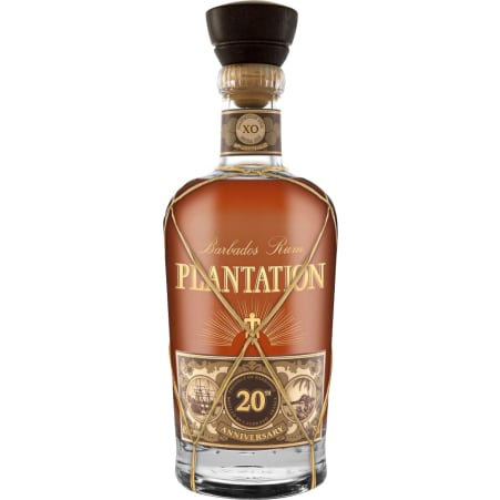 Plantation Rum Rum Barbados Extra Old 40%