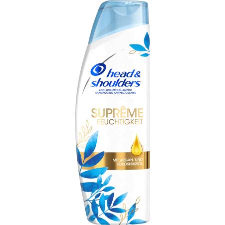 Head & Shoulders Supreme Feuchtigkeit Shampoo