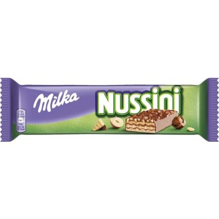 MILKA Nussini Haselnuss Single