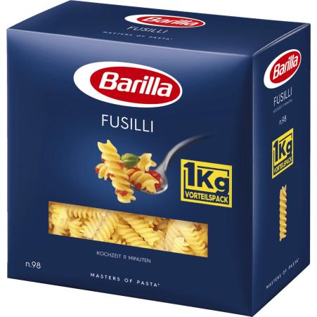 Barilla Fusilli Nr. 98 Großpackung